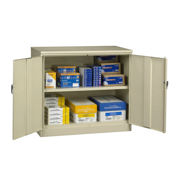 "Jumbo Counter High Cabinet (Welded) 48""W x 18""D x 30""H"