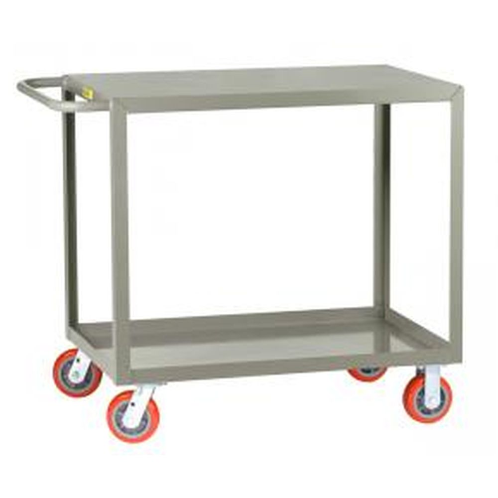 Welded Service Cart (w/ Flush Top)