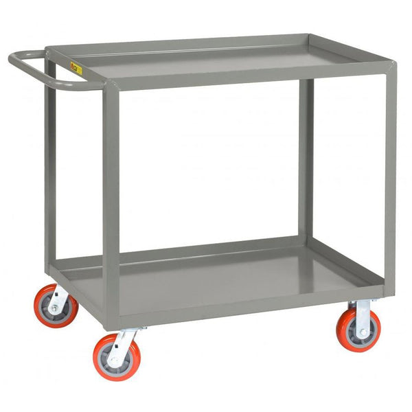 Welded Service Cart (w/ Retaining Lips)