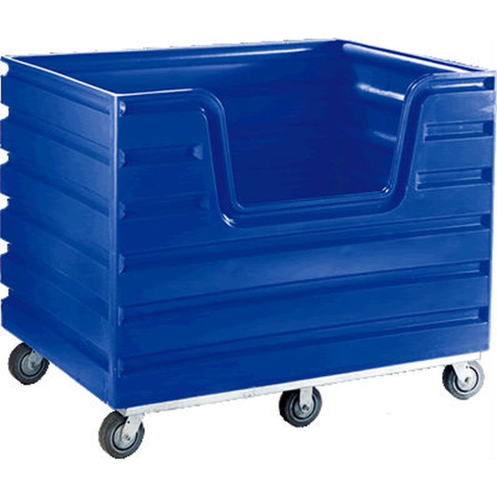 Bulk Delivery Truck Six Wheels (60 Cubic Ft.)