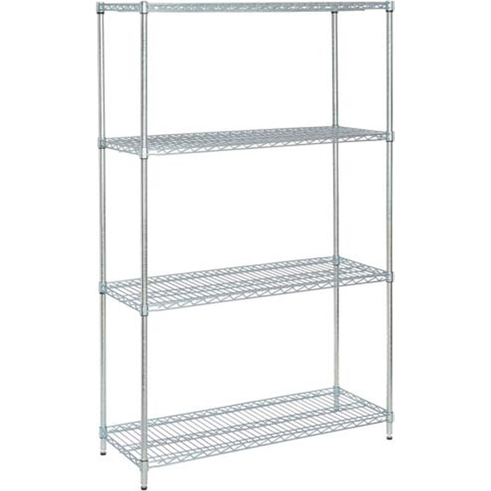 Wire Shelving Value Kit - 24