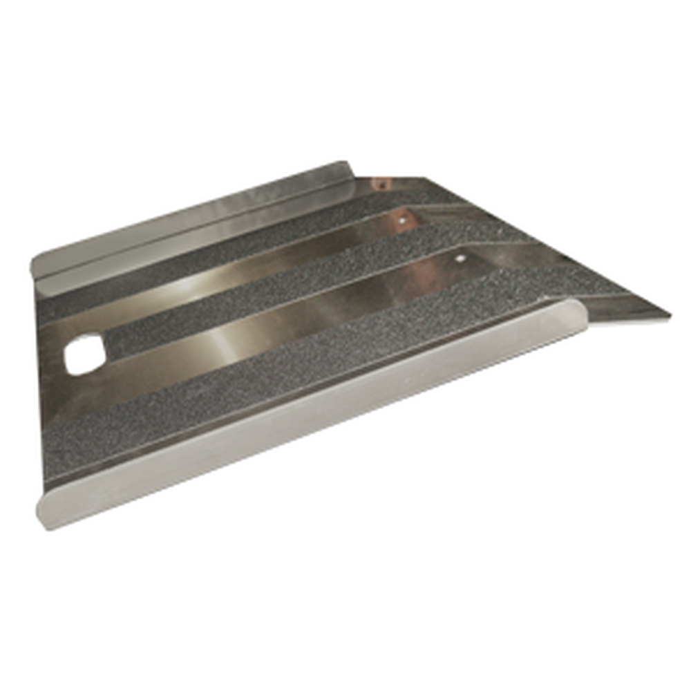 Non Skid Tap Traction Curb Ramp 27