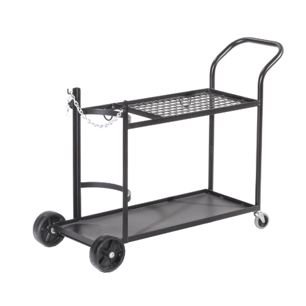 Large Steel Welding Cart