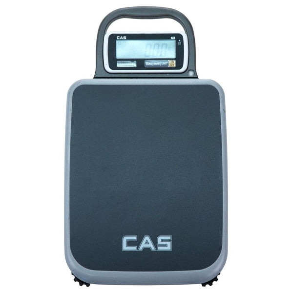 Portable Bench Scale, Detachable LCD Disp, 300 lb Cap, Legal For Trade