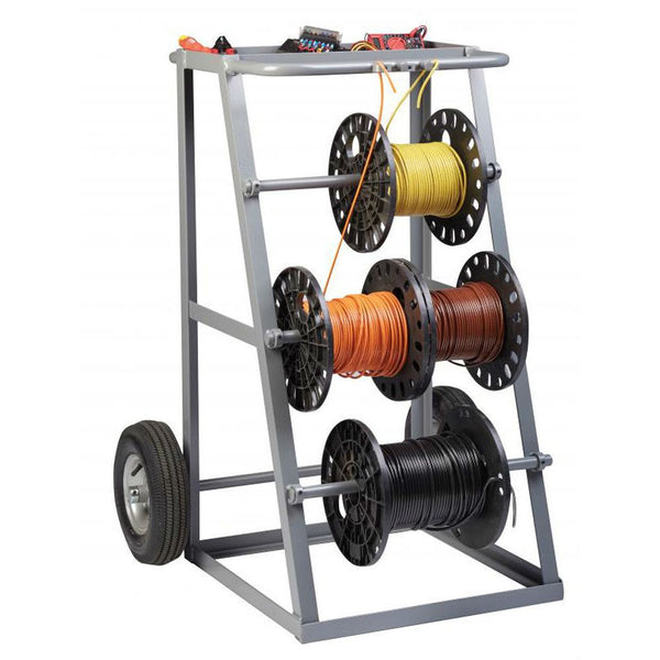 Heavy-Duty Reel Caddy