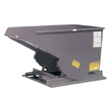 Low Profile Self Dumping Hopper Extra Heavy Duty (3 Cubic Yards)
