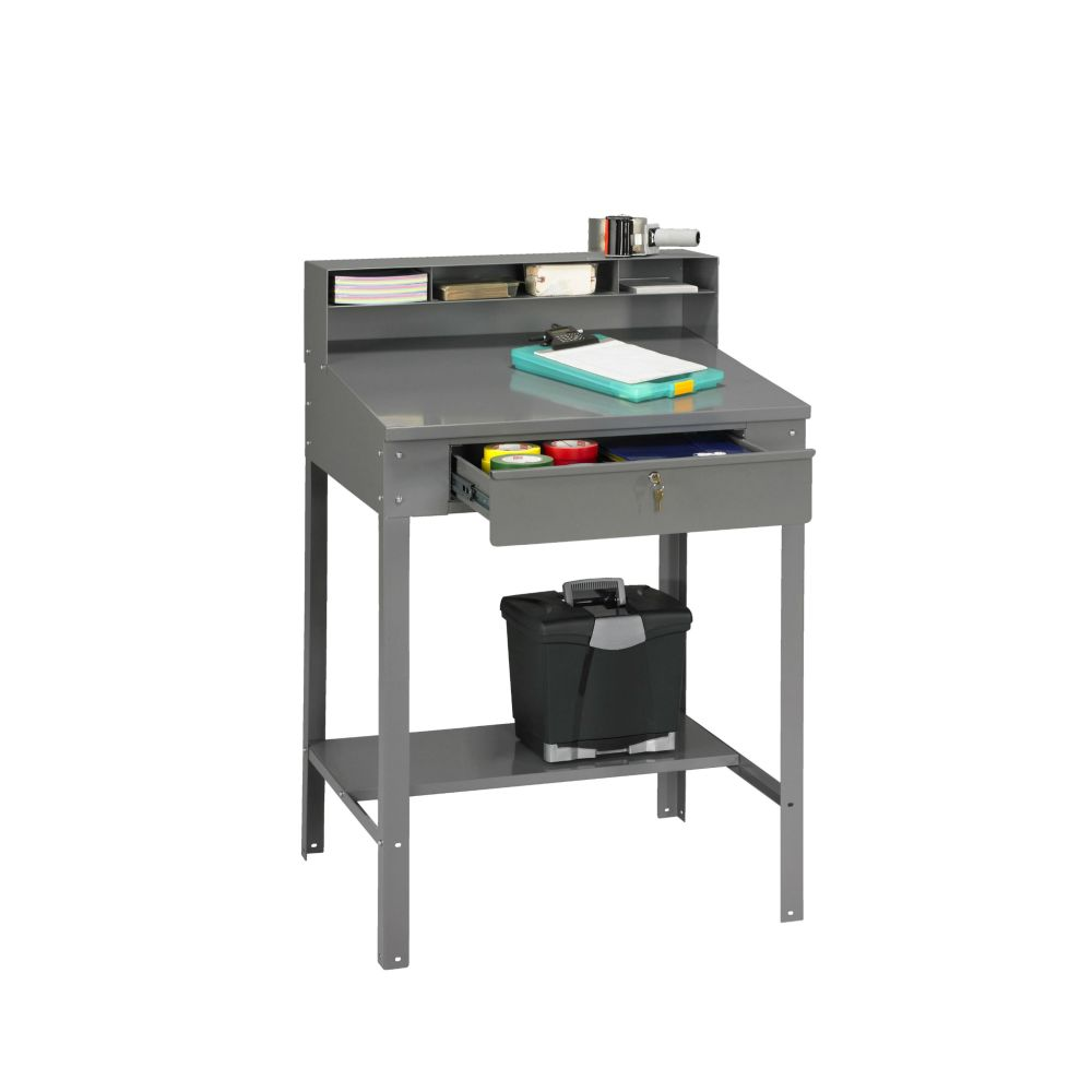 Open Style Foreman's Desk