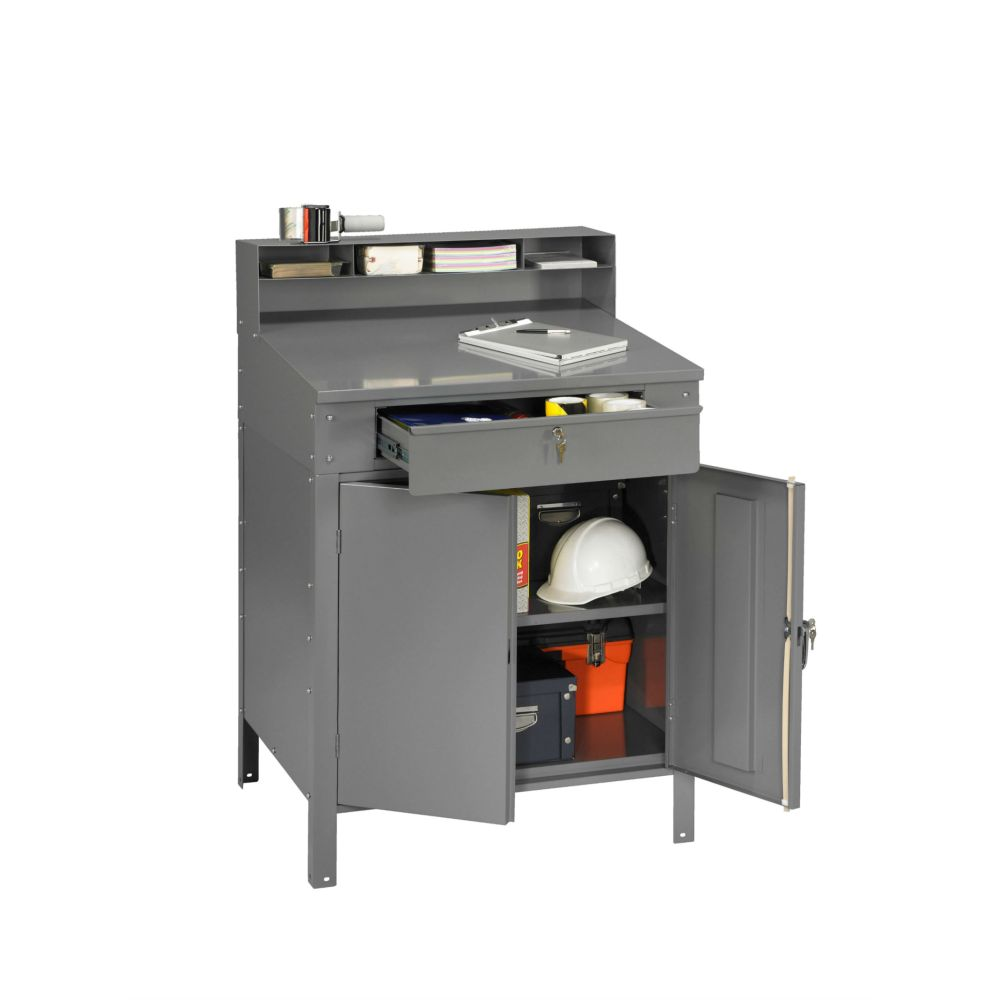 Closed style Foreman's Desk - SR-58