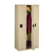"Single Tier 45""w x 18""d x 72""h Locker - Three Wide w/o Legs (Unass.)"
