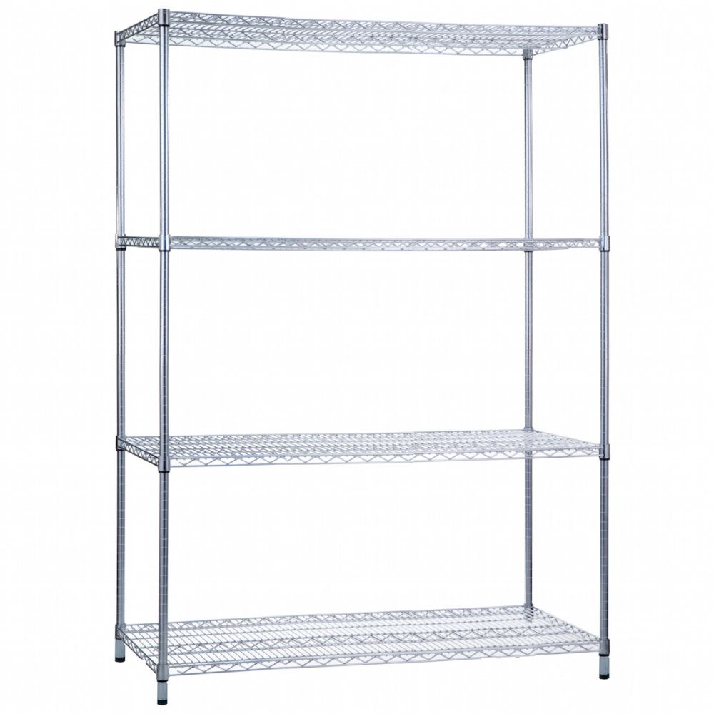 Wire Shelving Unit - 24