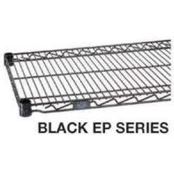 Wire Shelving Black EP Series Starter Unit