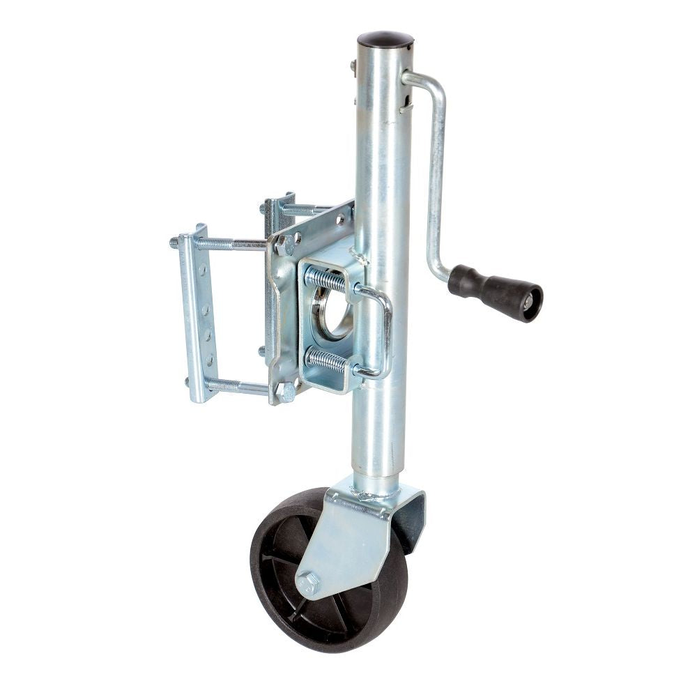 Side Mount Swivel Wheel Trailer Jack - TJ-06