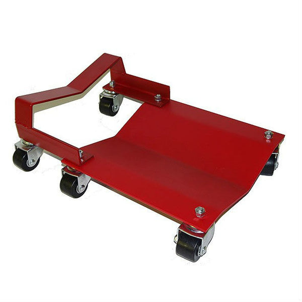 Heavy Duty Auto Dolly w/ Engine and Transmission Attachment
