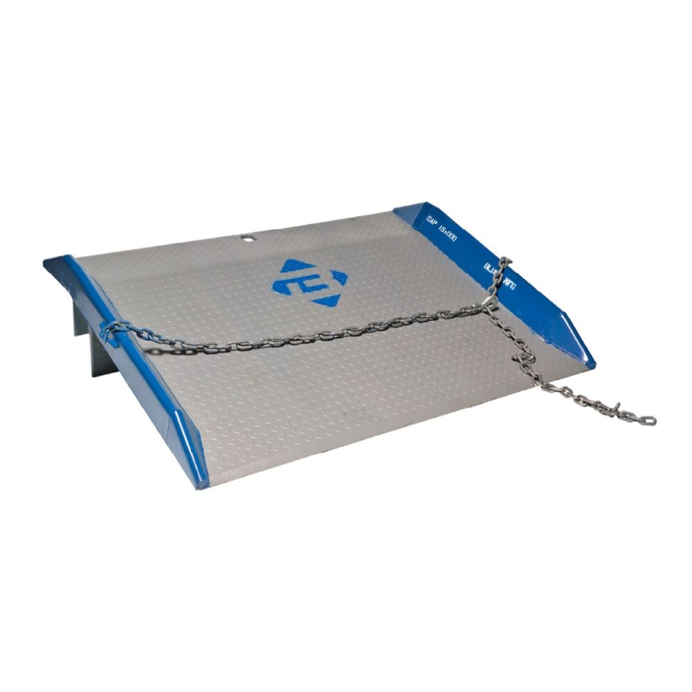 Steel Dock Board w/o Dockside Bend (15,000 lbs. Capacity)