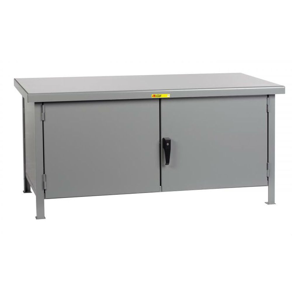 Heavy-Duty Cabinet Workbench