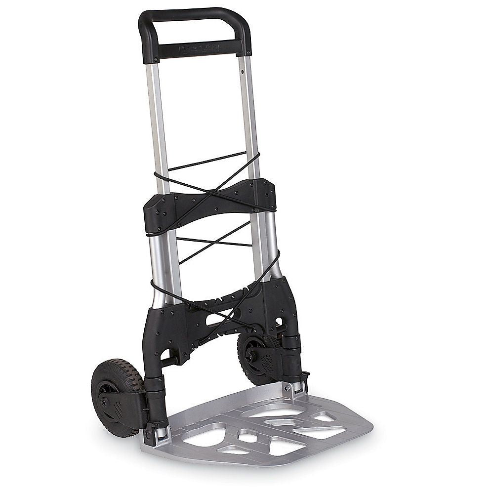 Wesco Mega-Mover Folding Hand Truck 550 lb. Capacity