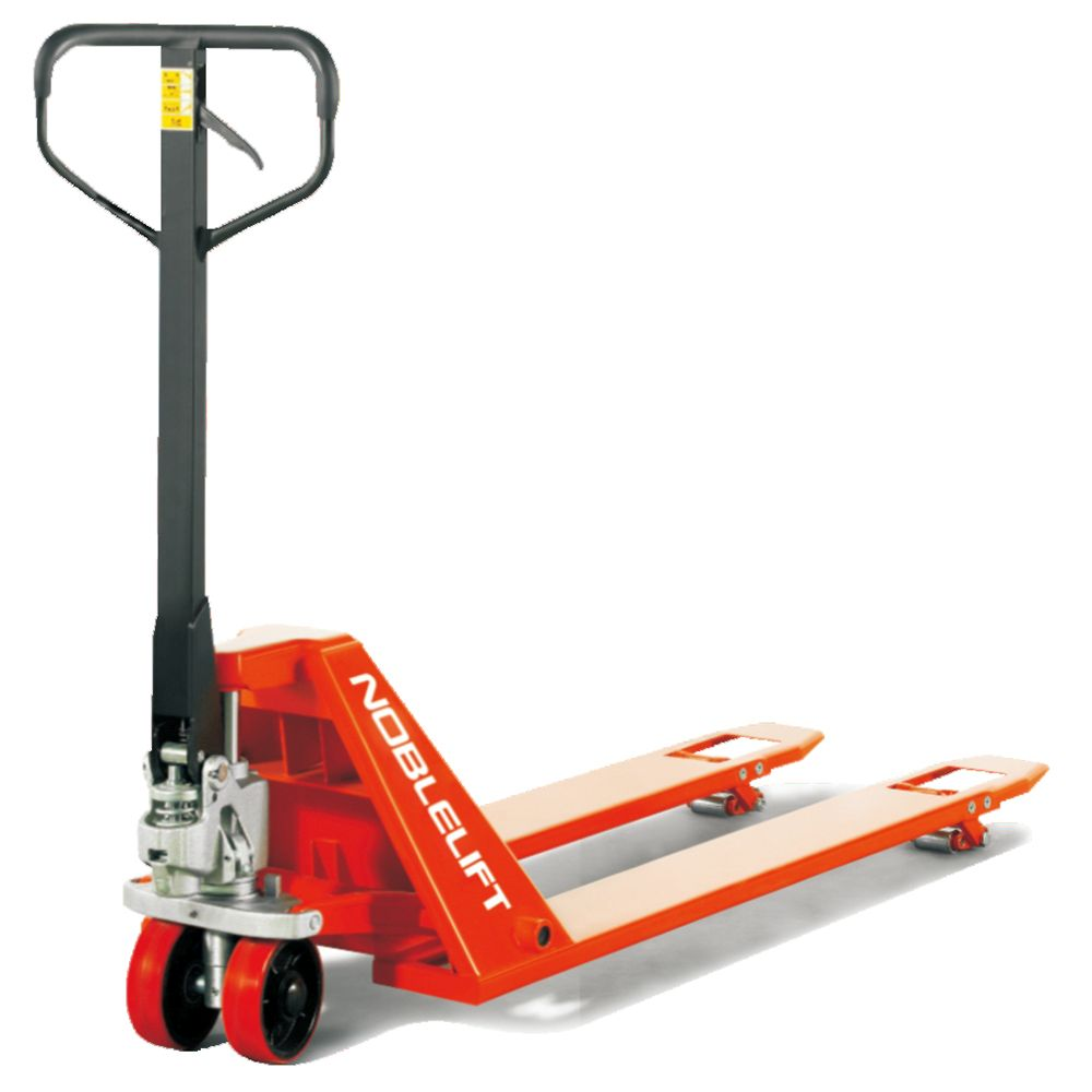 Ultra Low Profile Pallet Jack