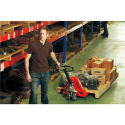 Manual High Lift Pallet Jack