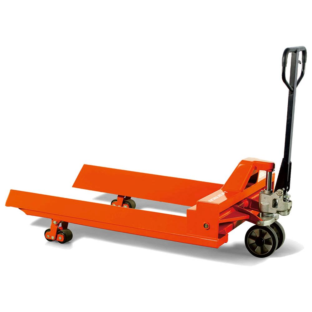 Reel Carrying Pallet Truck