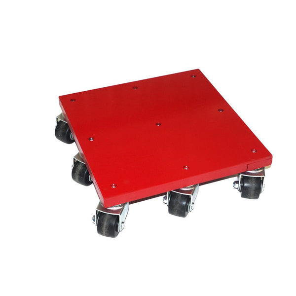 "Flush Top Industrial Moving Dolly 16"" x 16"" - 5000 lb. Capacity"