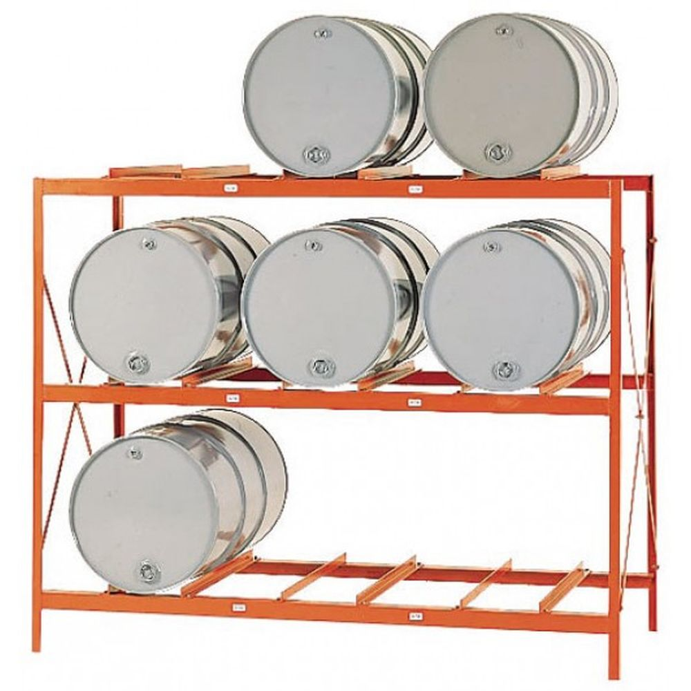 Drum Storage Rack