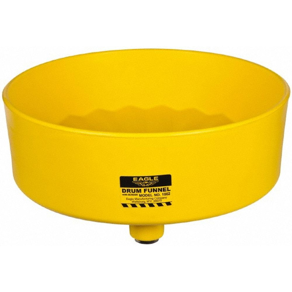 Drum Funnel w/ Screen
