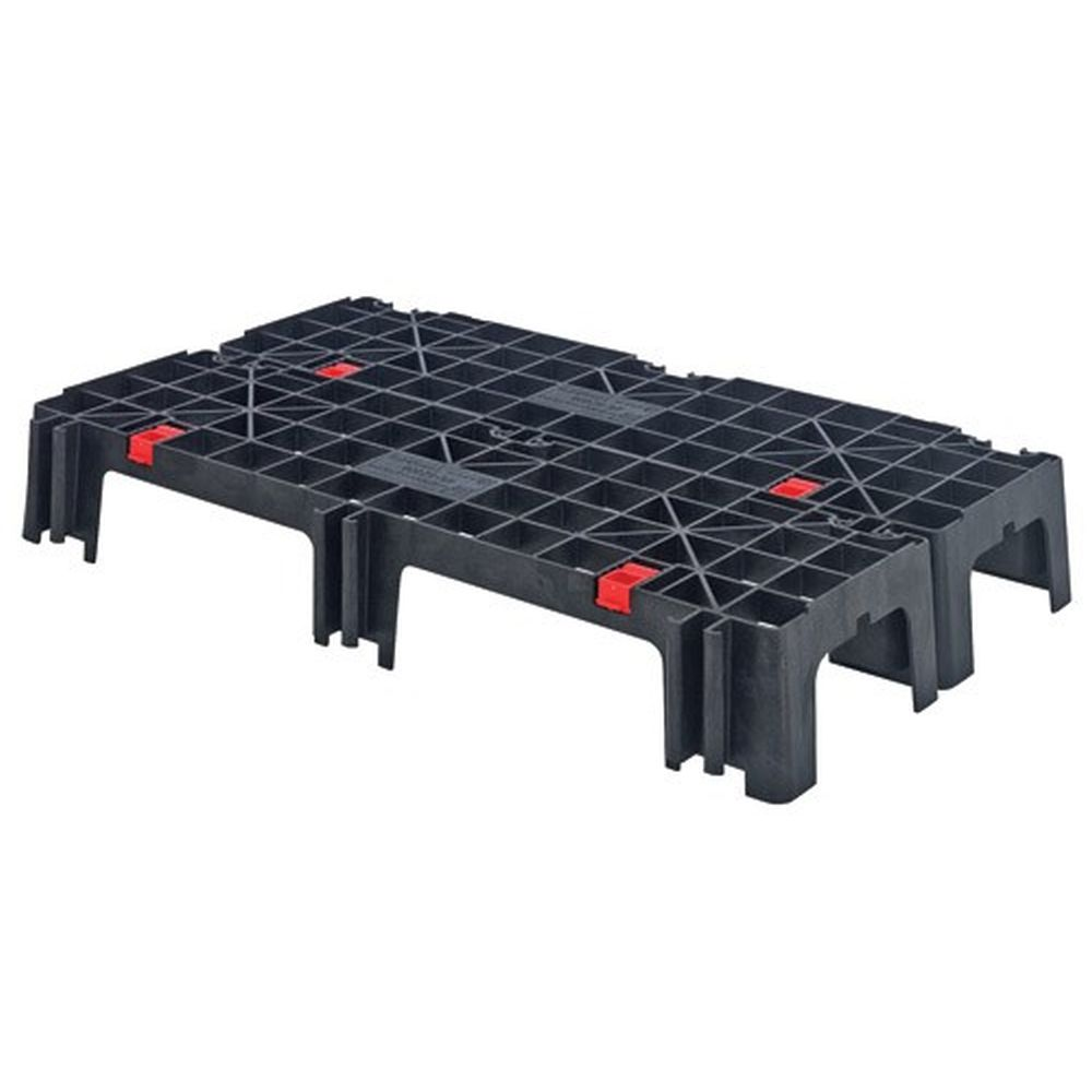 EZ Lock Adjustable Platform and Pallet (1Pair)
