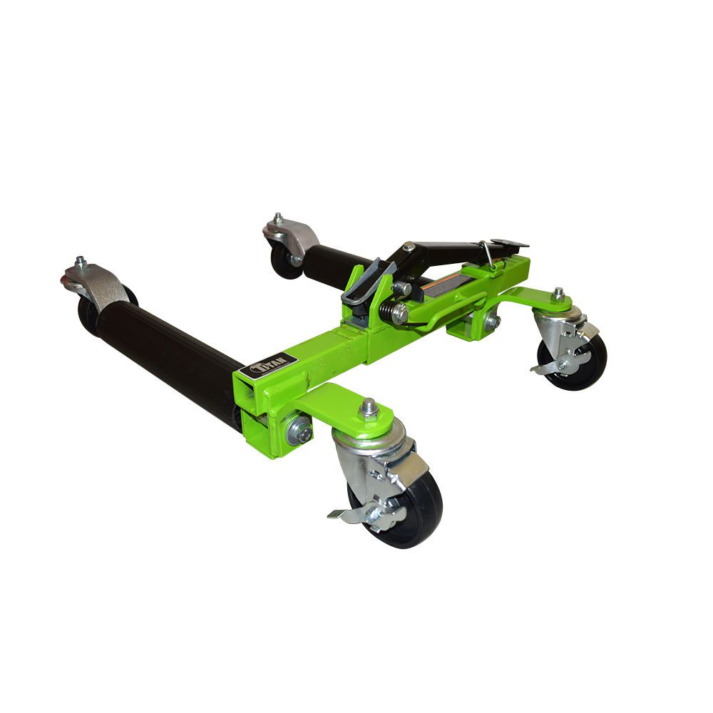 EZ-Mover Vehicle Positioning Jack