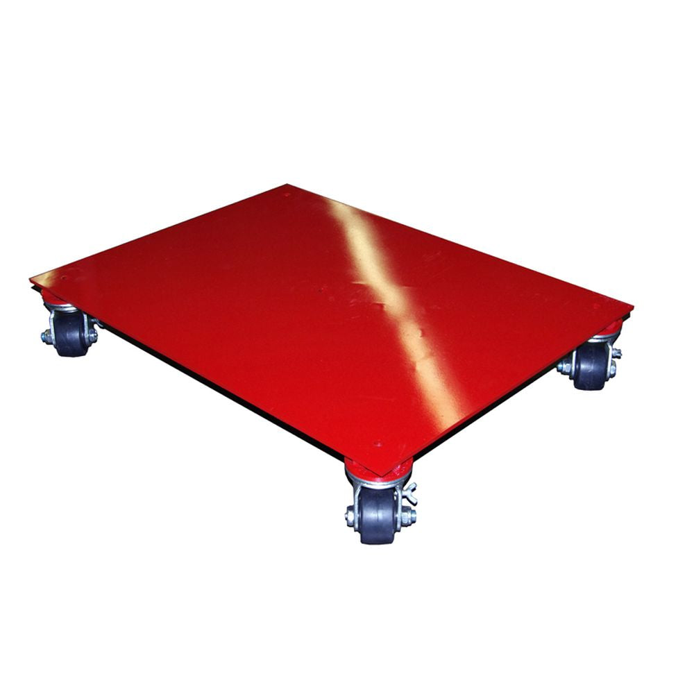 Individual Big Red Flush Top Dolly 24