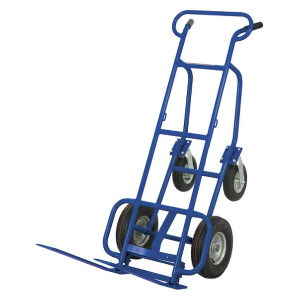 Valley Craft Big Blue HVAC Hand Truck (Pneumatic Wheels)