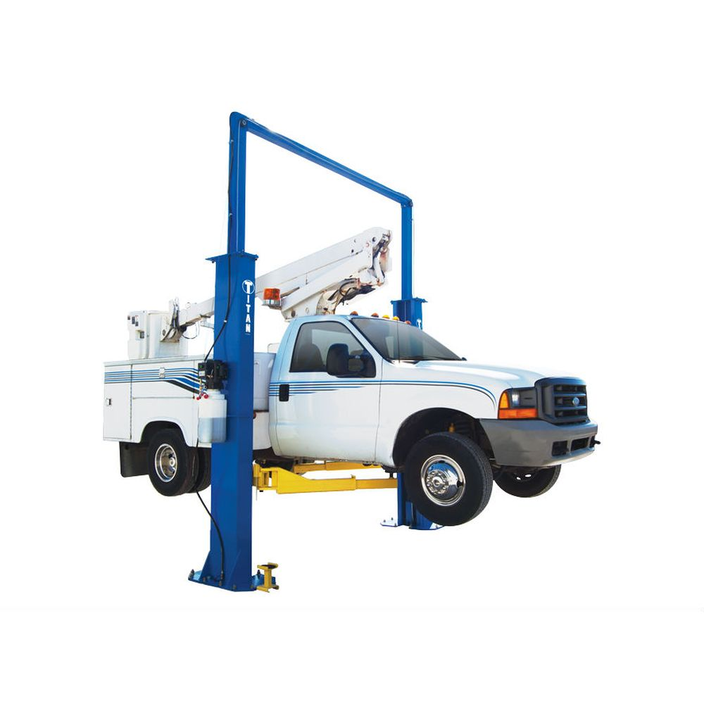 Titan Heavy Duty 2 Post Lift 15000 lb.