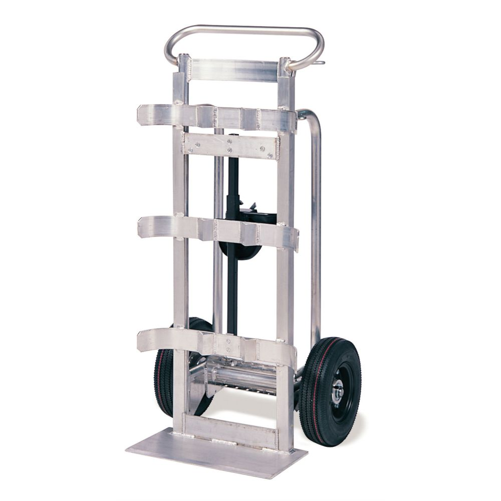 Heavy Duty Double Cylinder Hand Truck 22