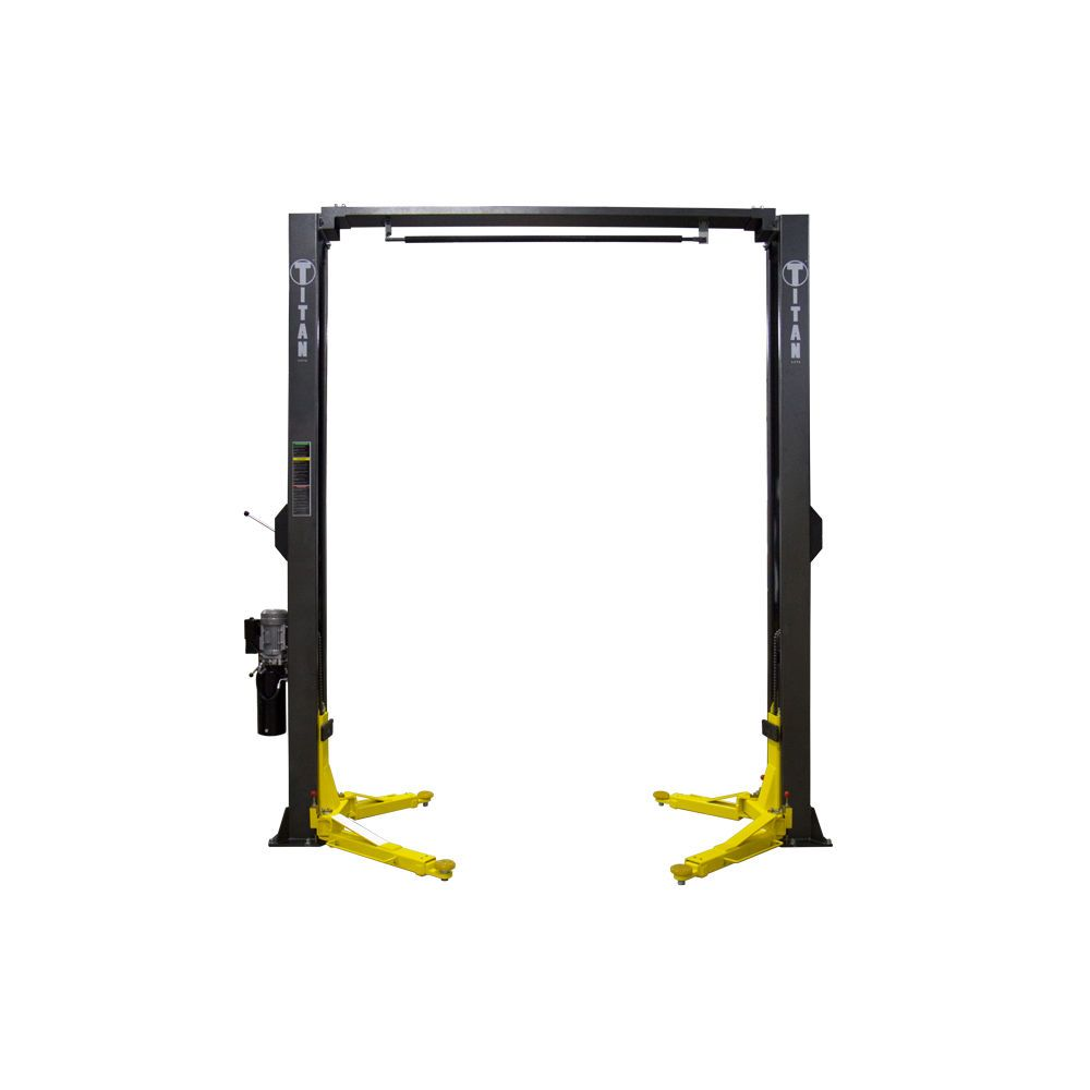 Titan PREMIER Series 2 Post Lift 9000 lb. (Clearfloor)