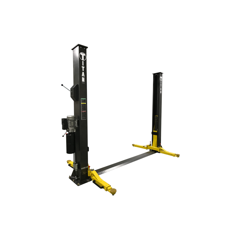 Titan PREMIER Series 2 Post Lift 9000 lb. (Floorplate)