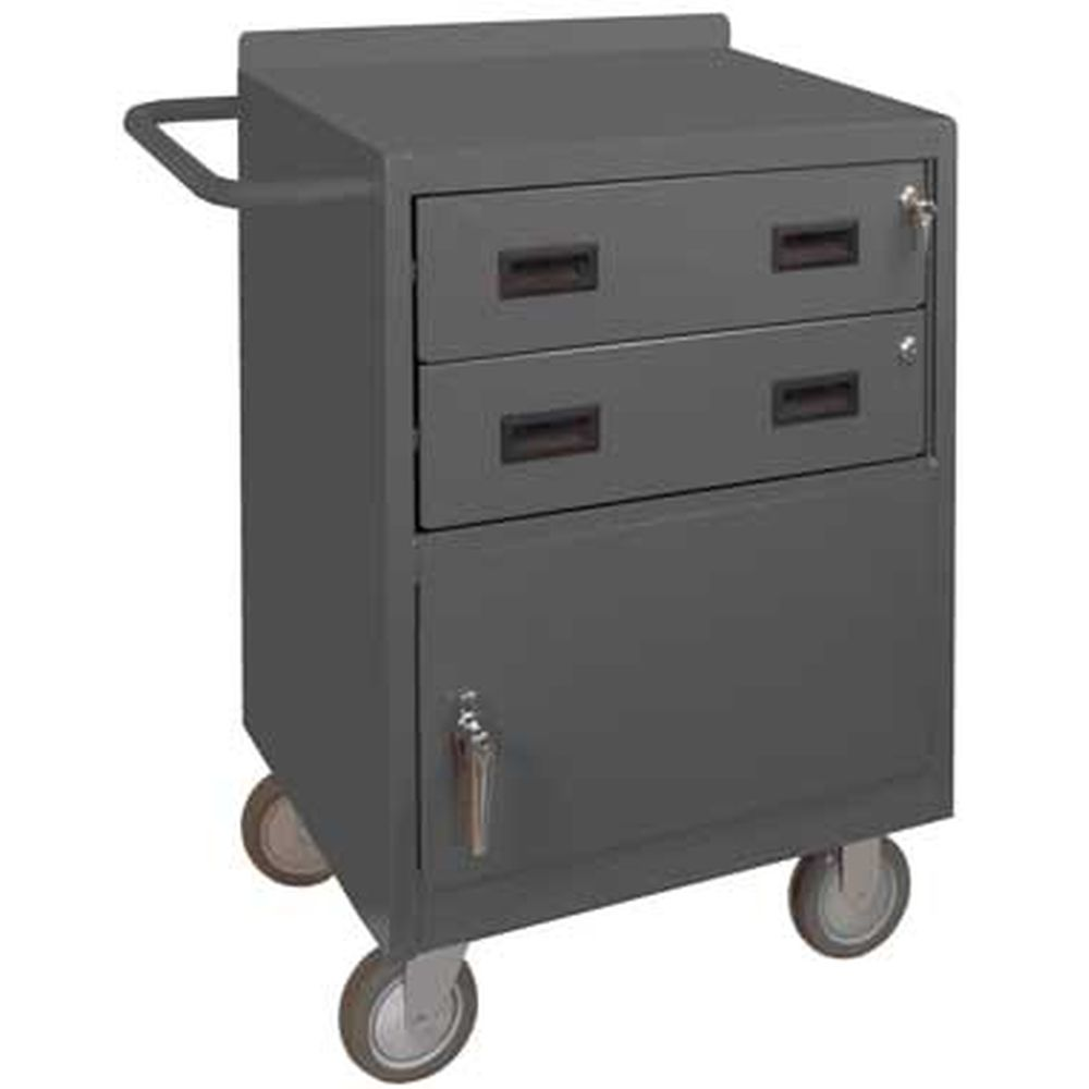 Mobile Bench Cabinet 24