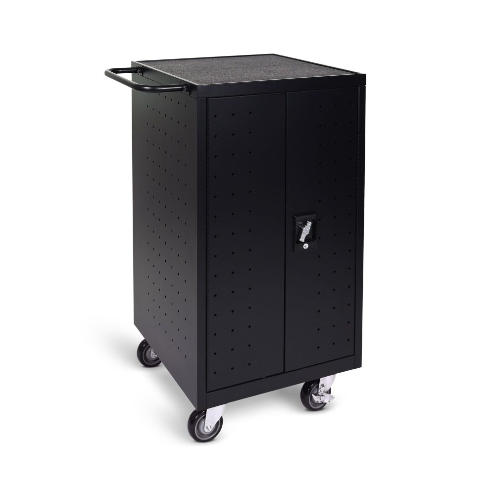 18-Laptop/Chromebook Charging Cart