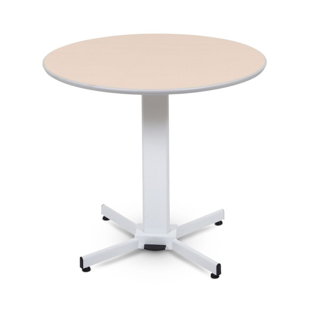 Pneumatic Adjustable Pedestal Table