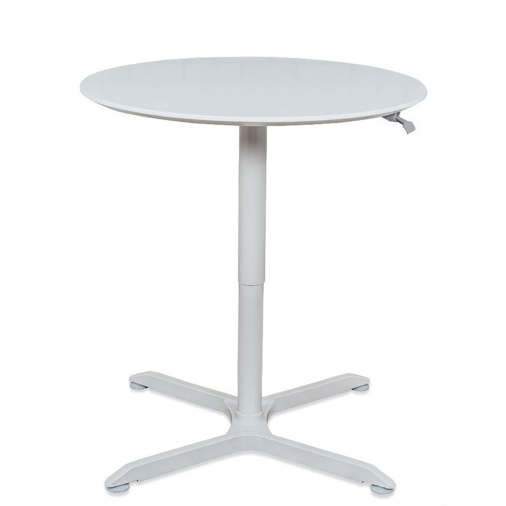 Pneumatic Height Adjustable Cafe Table