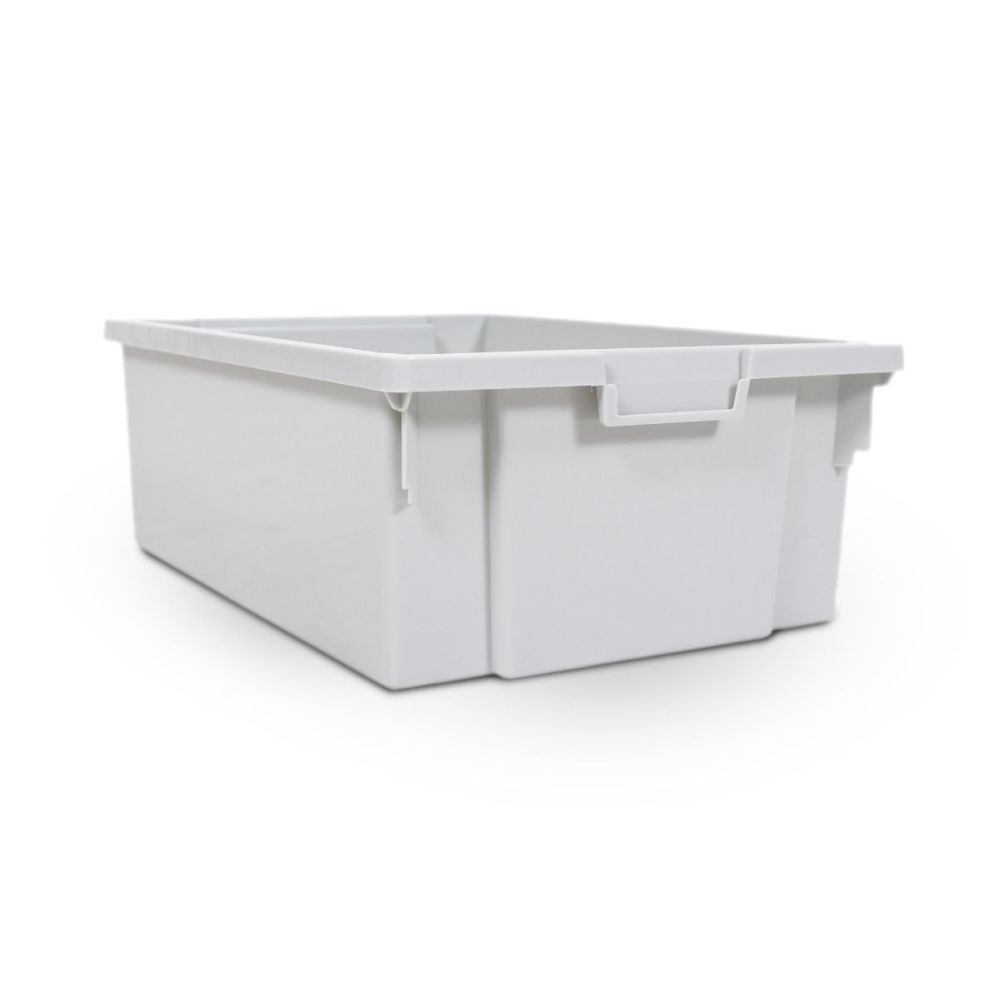 Stackable Storage Bins, Large (Pack of 4)