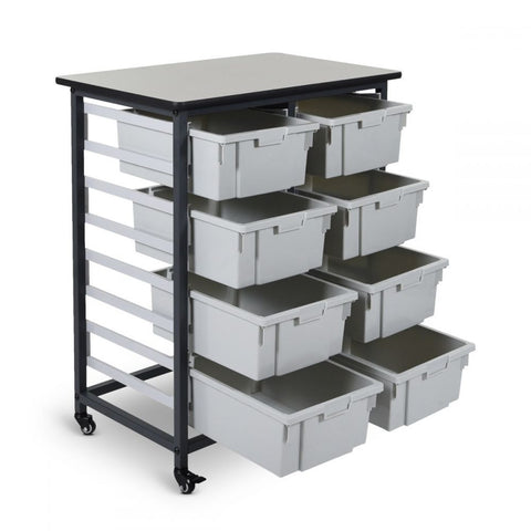 Mobile Bin Storage Unit (Large Bins)