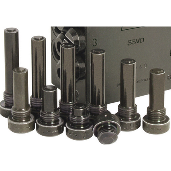 Metering Adjustment Screws