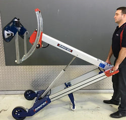 Glass Sucker Attachment for Makinex Powered Hand Truck