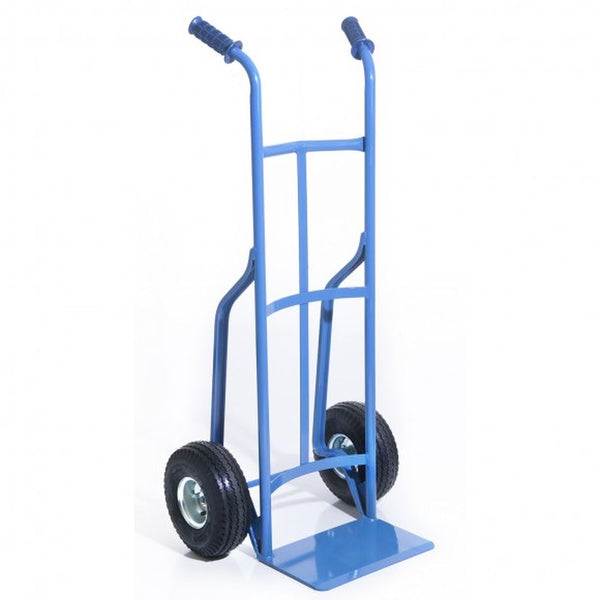 Double Pin Handle Steel Utility Hand Truck