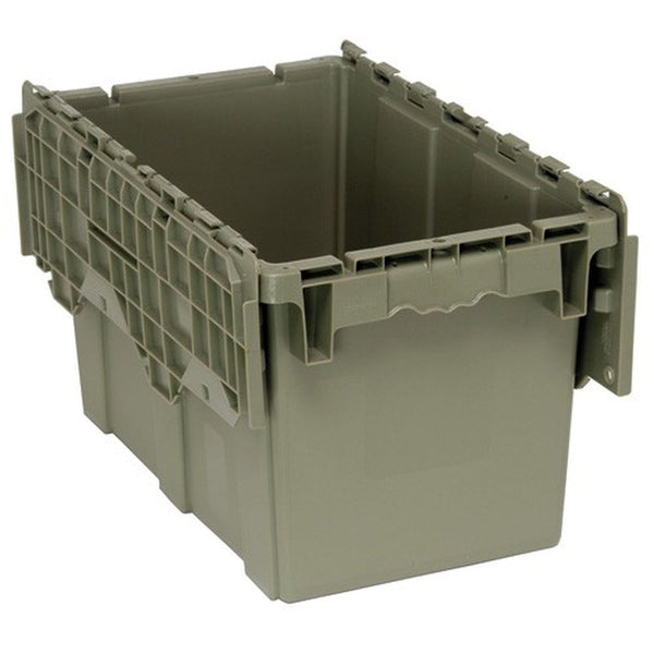"Attached-Top Storage Container 22-1/8""""L x 12-13/16""W x 11-7/8""H"