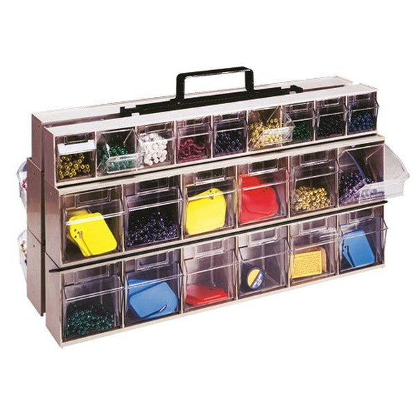 Complete Tip Out Bin Frame w/ Bins