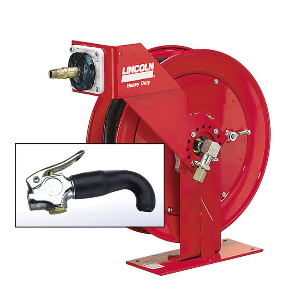 Complete Water Service Hose Reel Assembly