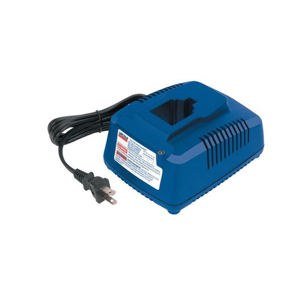 14.4 and 18V Battery Charger for Lincoln PowerLubers (110V AC)