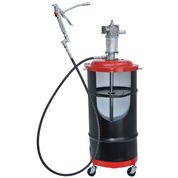 Air-Operated Portable Grease Pump Package