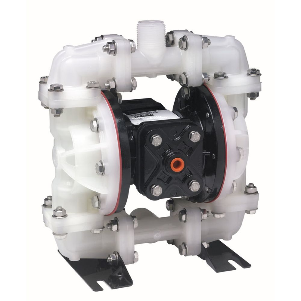 Diaphragm Pump Polypropylene 1/2