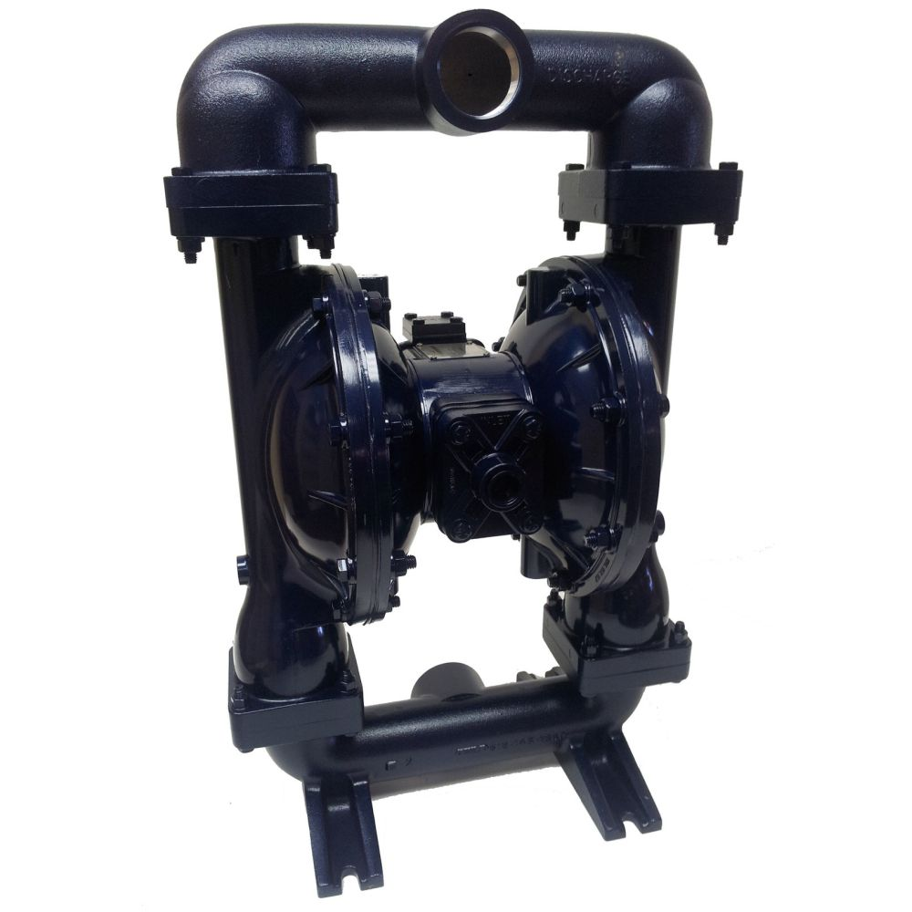 Diaphragm Pump Aluminum 2